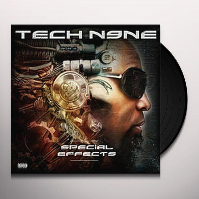 Tech N9Ne SPECIAL EFFECTS Vinyl Record
