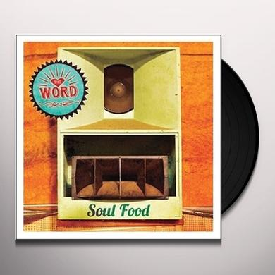 WORD SOUL FOOD Vinyl Record