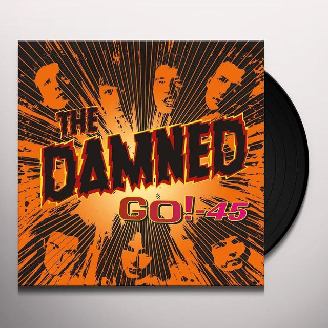 The Damned GO-45 Vinyl Record