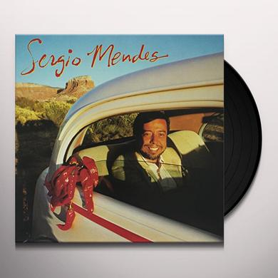SERGIO MENDES (NEVER GONNA LET YOU GO) Vinyl Record