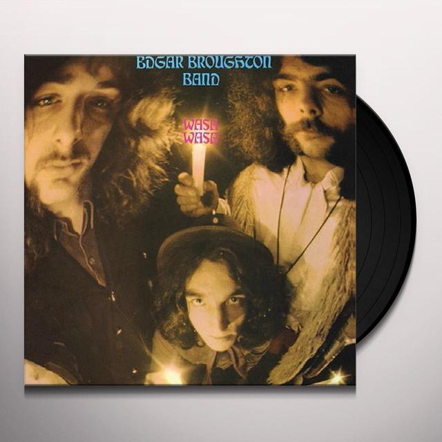 Edgar Broughton WASA WASA Vinyl Record