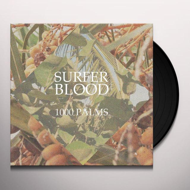 Surfer Blood 1000 PALMS Vinyl Record