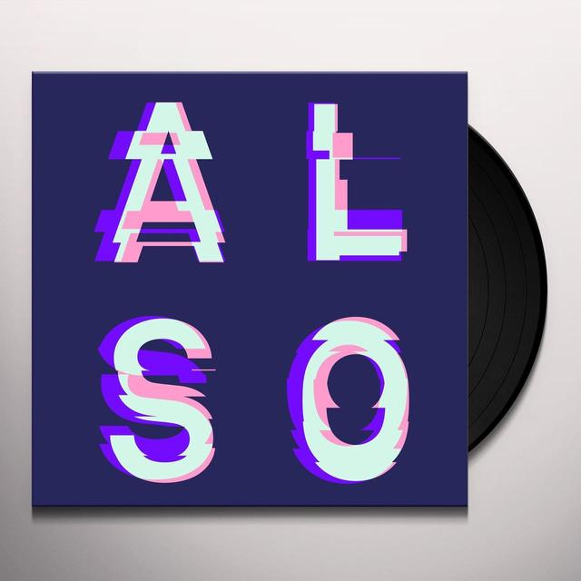 SECOND STOREY & APPLEBLIM PRESENT ALSO ALSO Vinyl Record - UK Release