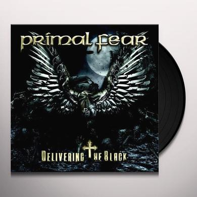 Primal Fear DELIVERING THE BLACK (GER) Vinyl Record