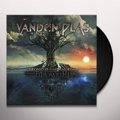 Vanden Plas CHRONICLES OF THE IMMORTALS-NETHERWORLD Vinyl Record
