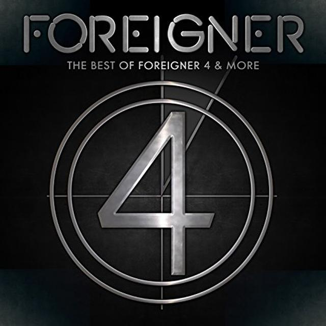 Foreigner BEST OF 4 & MORE Vinyl Record