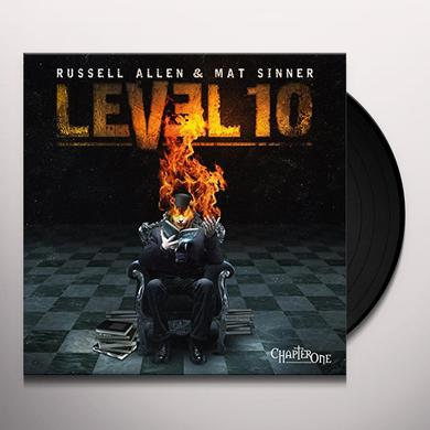 LEVEL 10 CHAPTER 1 Vinyl Record