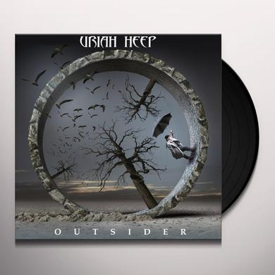 Uriah Heep OUTSIDER Vinyl Record