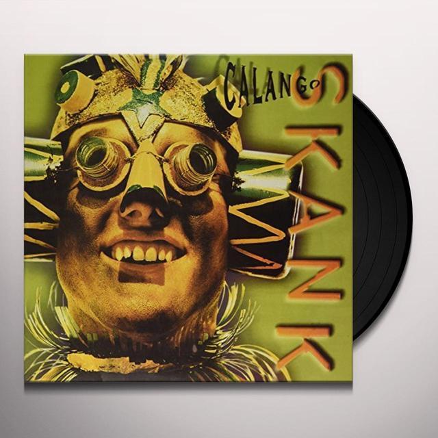 Skank CALANGO Vinyl Record - Brazil Import