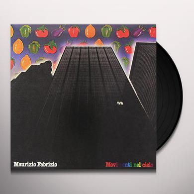 Maurizio Fabrizio MOVIMENTI NEL CIELO Vinyl Record