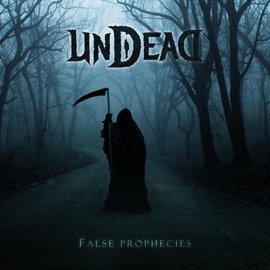 Undead FALSE PROPHECIES Vinyl Record - UK Import