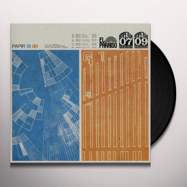 Papir III + IIII Vinyl Record - UK Import