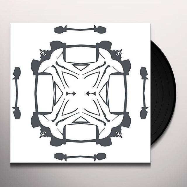 Pour Le Plaisir TIN MACHINE Vinyl Record - UK Import