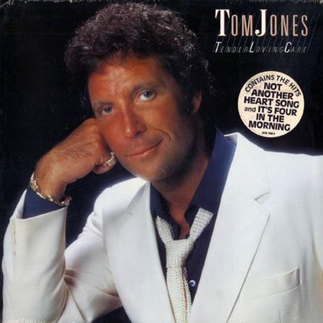 Tom Jones TENDER LOVING CARE Vinyl Record