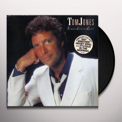 Tom Jones TENDER LOVING CARE Vinyl Record