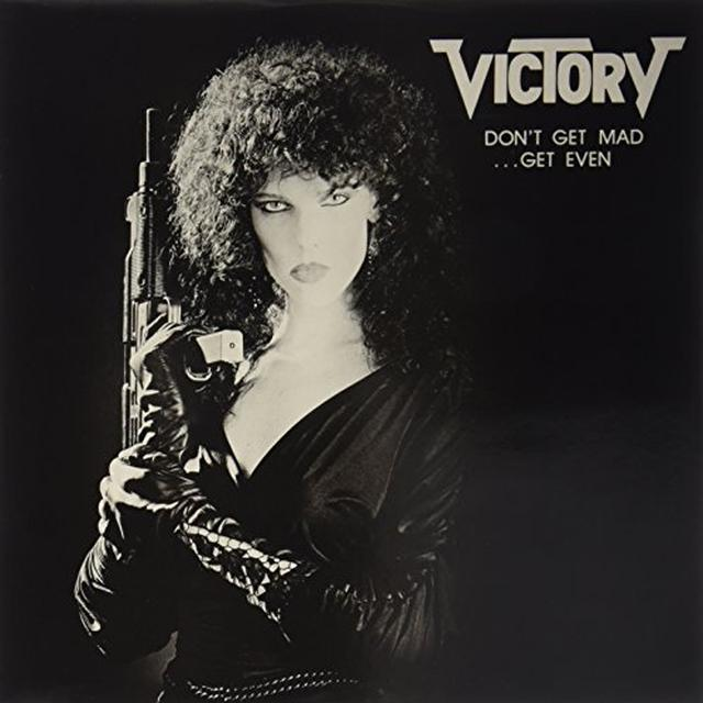 Victory DON'T GET MAD-GET EVEN Vinyl Record