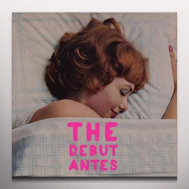 DEBUTANTES ADAMS APPLES / KIDS Vinyl Record - Green Vinyl, Pink Vinyl, Digital Download Included