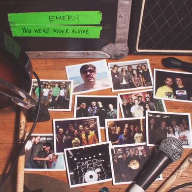 Emery YOU WERE NEVER ALONE Vinyl Record