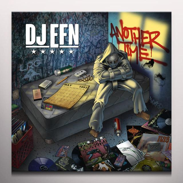 DJ EFN ANOTHER TIME Vinyl Record
