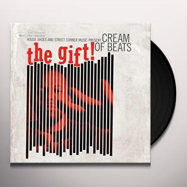 HOUSE SHOES PRESENTS: THE GIFT VOL. 6 CREAM OF BEATS Vinyl Record