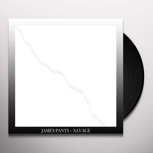 James Pants SAVAGE Vinyl Record - Digital Download Included