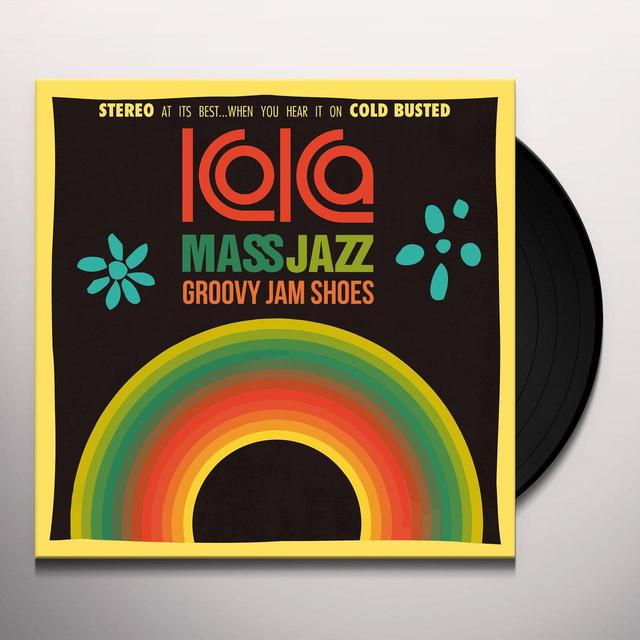 KOKA MASS JAZZ GROOVY JAM SHOES Vinyl Record