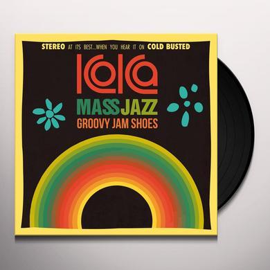 KOKA MASS JAZZ GROOVY JAM SHOES Vinyl Record