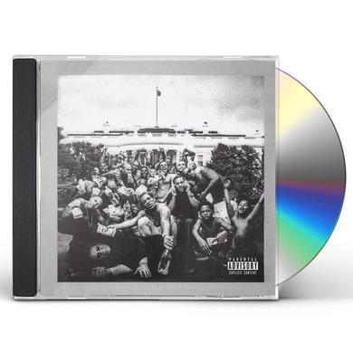 Kendrick Lamar TO PIMP A BUTTERFLY CD