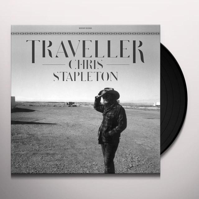 Chris Stapleton TRAVELLER Vinyl Record