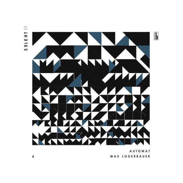 AUTOMAT & MAX LODERBAUER VERSTARKER / HALL / KOMPRESSOR / ECHO Vinyl Record