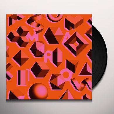 Guido Schneider & Andre Galluzzi MARIO Vinyl Record