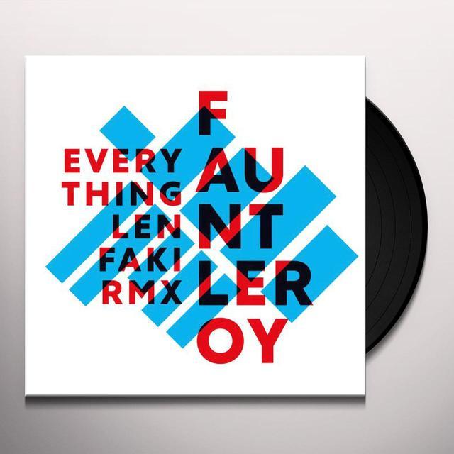 FAUNTLEROY EVERYTHING (LEN FAKI REMIX) Vinyl Record