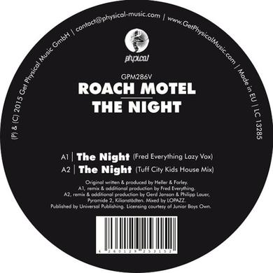 ROACH MOTEL NIGHT Vinyl Record