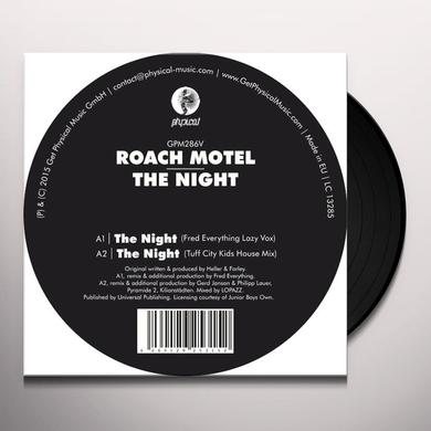 ROACH MOTEL NIGHT Vinyl Record