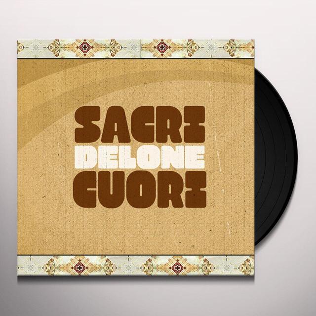 Sacri Cuori DELONE Vinyl Record - Digital Download Included