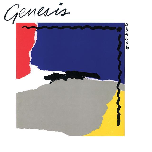 Genesis ABACAB Vinyl Record - 180 Gram Pressing