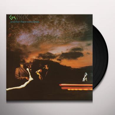 Genesis & THEN THERE WERE THREE Vinyl Record - 180 Gram Pressing