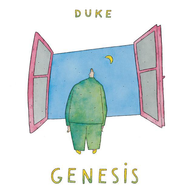 Genesis DUKE Vinyl Record - 180 Gram Pressing