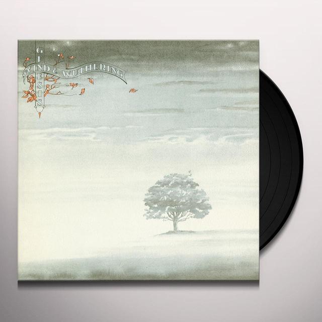 Genesis WIND & WUTHERING Vinyl Record