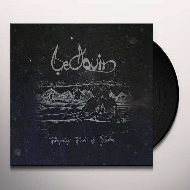 Bedouin WHISPERING WORDS OF WISDOM Vinyl Record