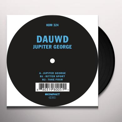 Dauwd JUPITER GEORGE Vinyl Record
