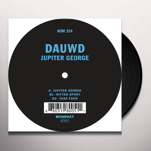 Dauwd JUPITER GEORGE Vinyl Record