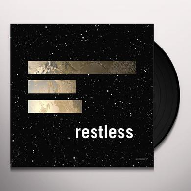 Terranova RESTLESS Vinyl Record - w/CD