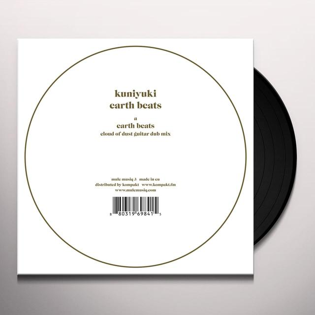Kuniyuki EARTH BEATS Vinyl Record