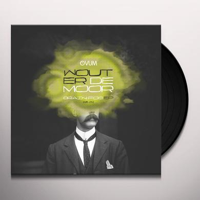 Wouter De Moor BRAIN FOG (EP) Vinyl Record