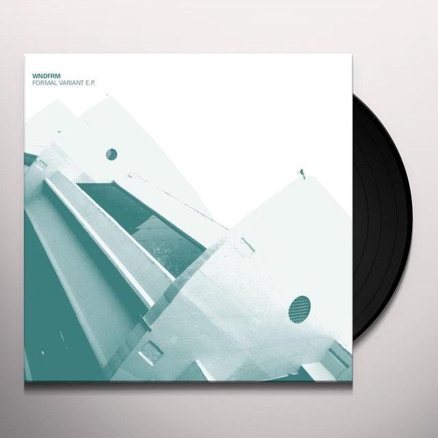 WNDFRM FORMAL VARIANT E.P. Vinyl Record