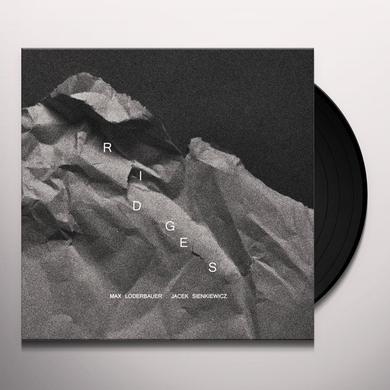 Max Loderbauer & Jacek Sienkiewicz RIDGES Vinyl Record