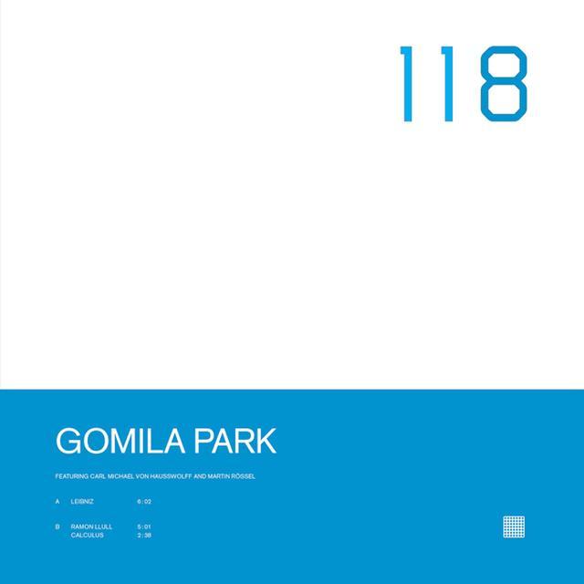 GOMILA PARK Vinyl Record
