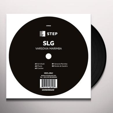 Slg VARSOVIA MARIMBA Vinyl Record