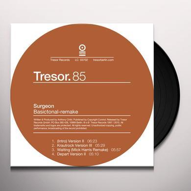 SURGEON BASICTONAL - REMAKE Vinyl Record